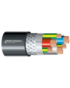 Prysmian 24CT Fiber optic ribbon cableF-RCG1A1J-12-CE-024-E3