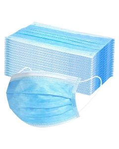 Generic General Use 3 Ply face masks.