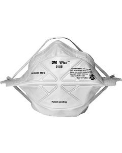 3M 9105 N95 VFLEX FACE MASK PARTICULATE RESPIRATOR IN STOCK NOW