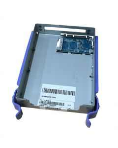9Y2312 Kit; SSD Tray w/ Blue Slides, and (4) Screws for IBM 4900-7x5 / Cx5 (drive not included)