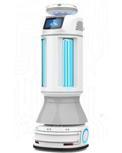 CONNOR UVC DISINFECTION ROBOT