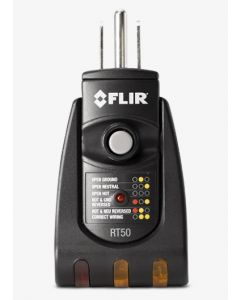 FLIR Receptacle Tester with GFCI Check
