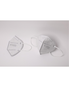 CE certified KN95 particle filtering mask