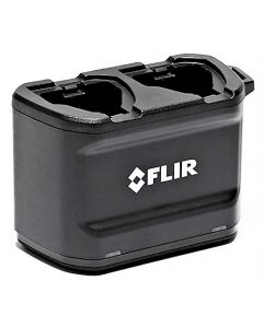 FLIR - T199610 Battery Charger - For T5xx, T8xx, GF7x Thermal Imager Cameras